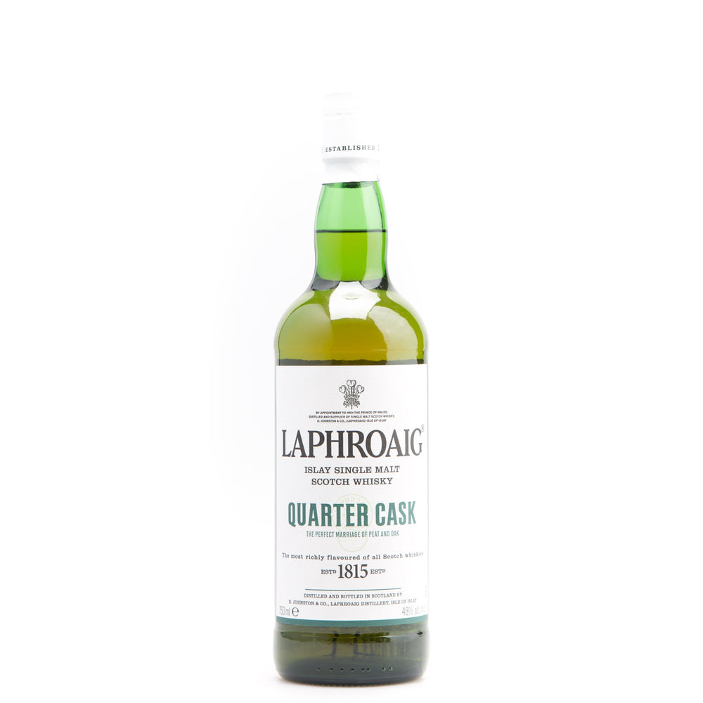 Laphroaig Quarter Cask Islay Scotch
