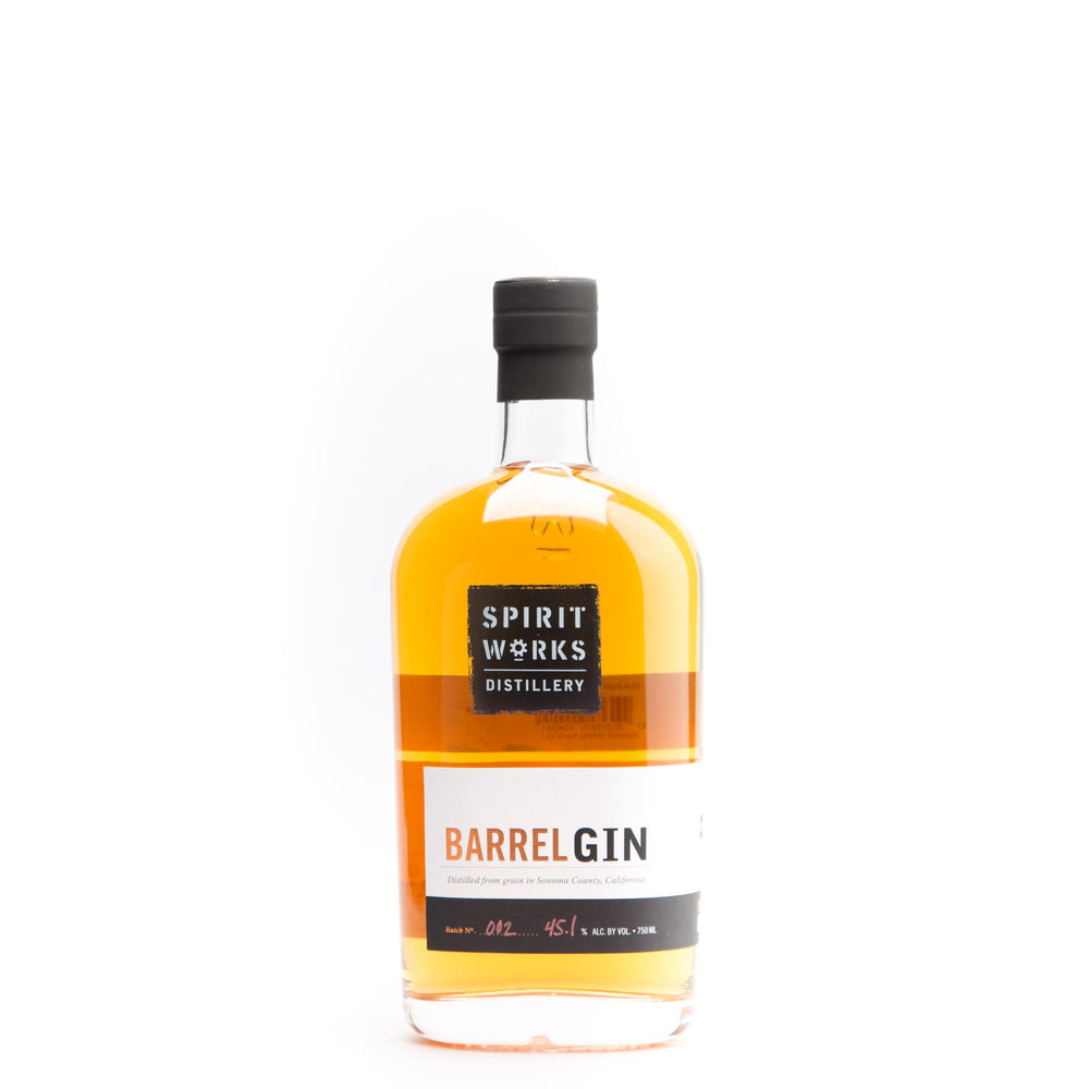 Spirit Works Barrel Gin