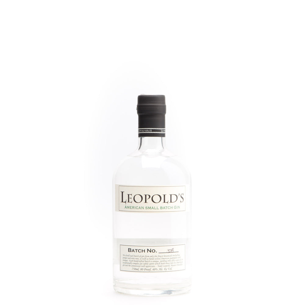 Leopold Brothers Gin