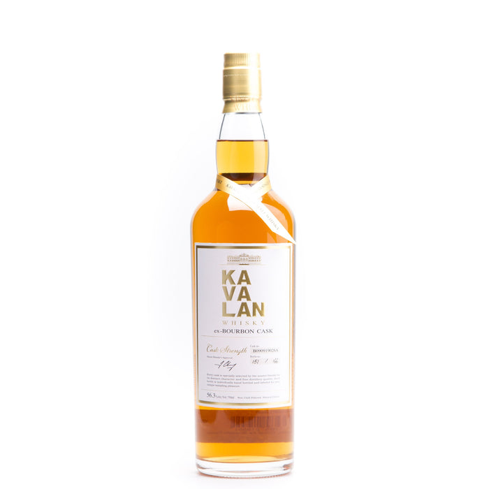 Kavalan Ex-Bourbon - Cask Strength