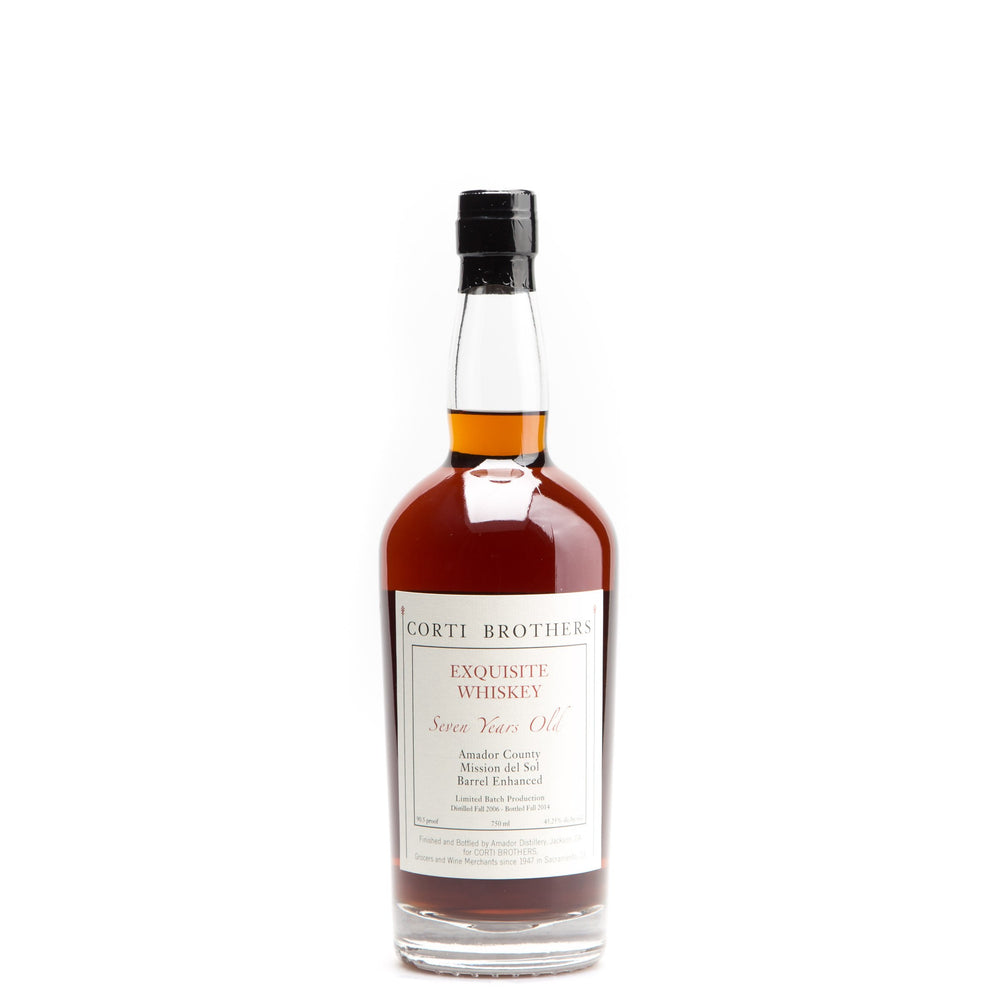 Exquisite Whiskey - Corti Brothers