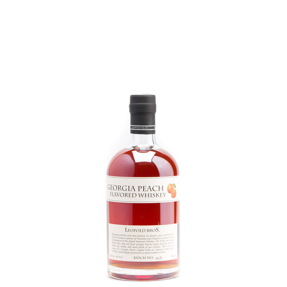 Leopold Brothers Peach Whiskey