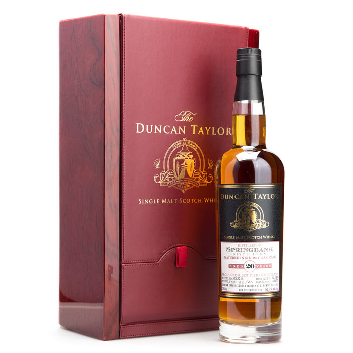 Springbank 1993 20 Year Duncan Taylor The Single