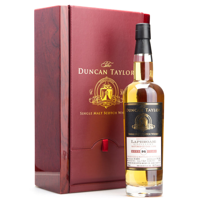 Laphroaig 1997 16 Year Duncan Taylor The Single