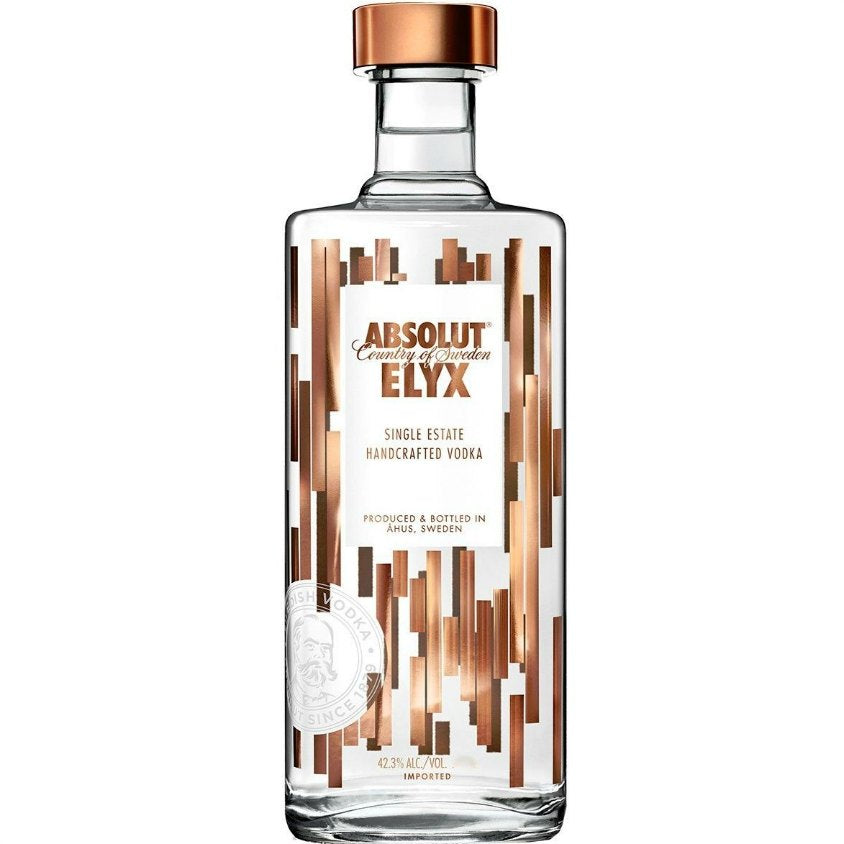 Absolut Elyx Single Estate Vodka