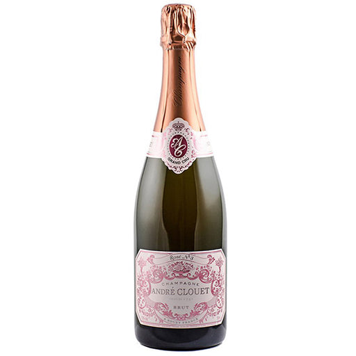 "Andre Clouet ""Rose No. 3"" Champagne Rose NV (1.5L)"