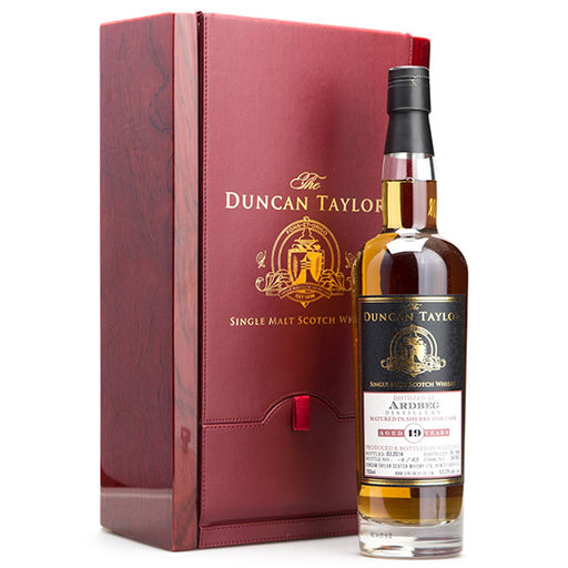 Ardbeg 1994 19 Year Duncan Taylor The Single