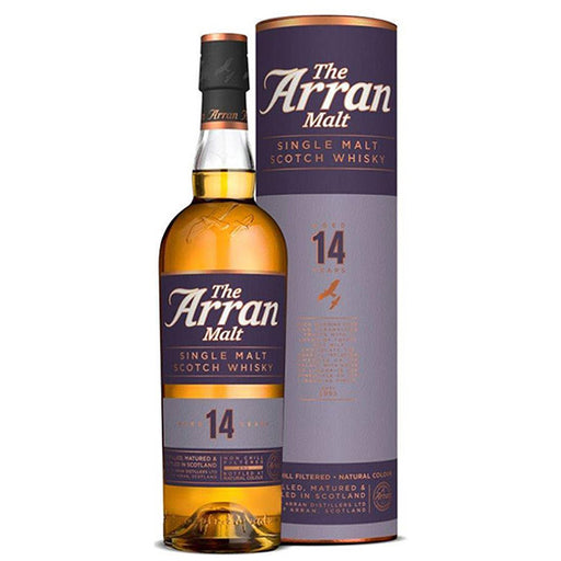 Arran 14 Single Malt Scotch Whiskey