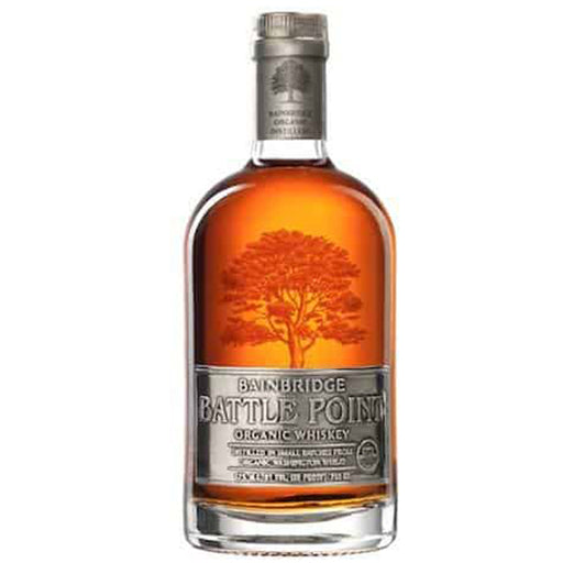 Bainbridge Battle Point Organic Whiskey