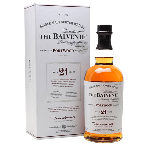 Balvenie 21 Year Port Wood