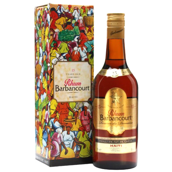 Barbancourt 15 Year Rum