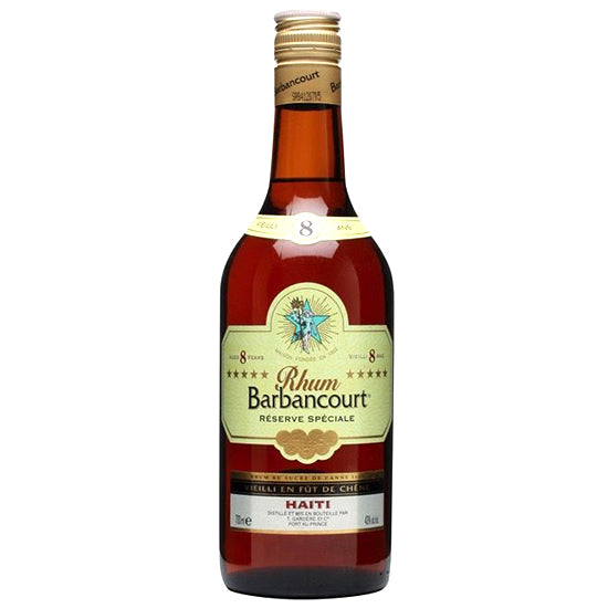 Barbancourt 8 Year Rum