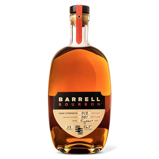 Barrell Bourbon Batch #013