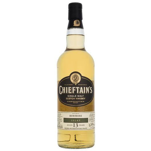 Bowmore 2002 13 Year Chieftain's
