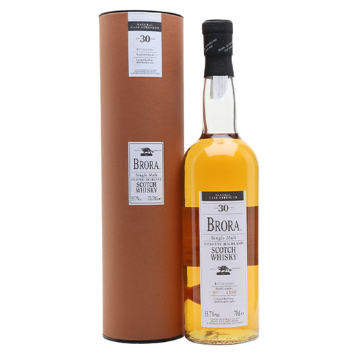 Brora 30 Year Old - 2009 Release