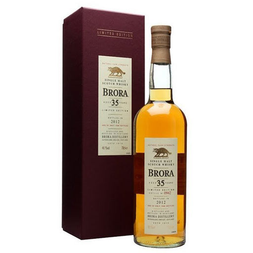 Brora 35 Year Old - 2013 Release