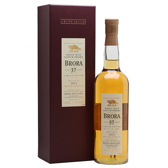 Brora 37 Year Old