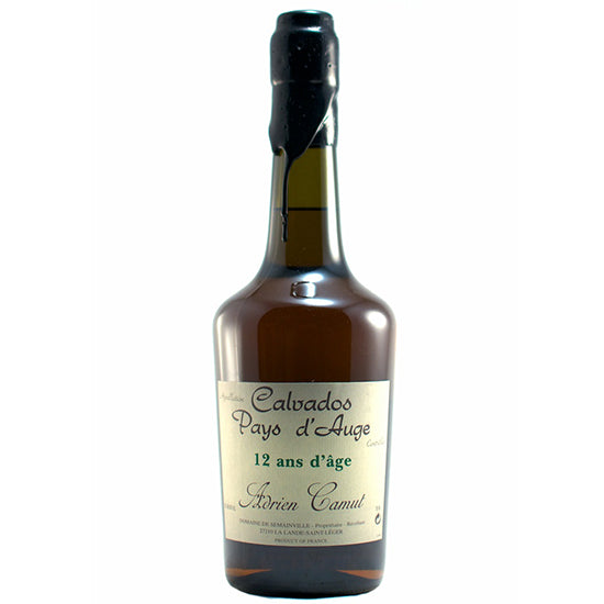 Camut 12 Year Calvados