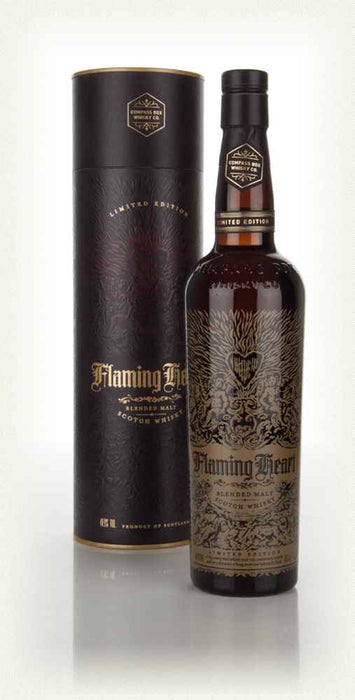 Compass Box Flaming Heart 15th Anniversary