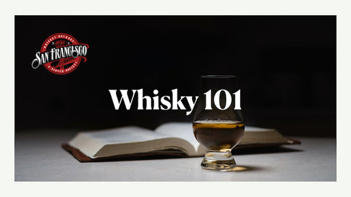 Whisky 101 - L4 - Sherry