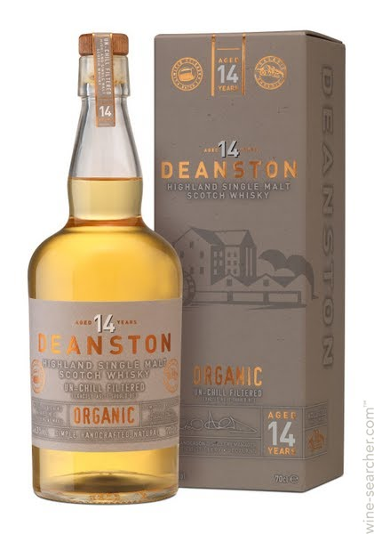 Deanston 14 Year Old Organic