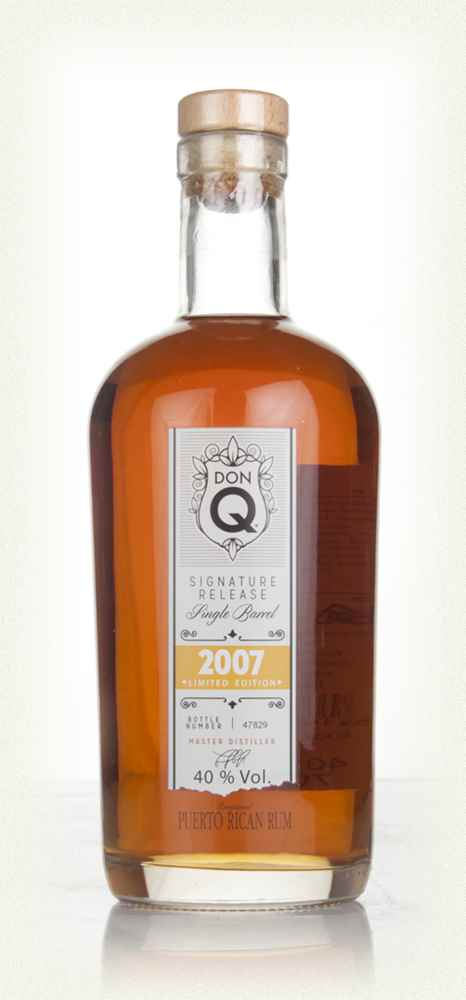 Don Q Single Barrel 2007