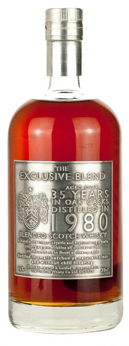 Exclusive Blend 1980 35 Year