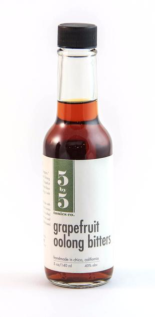 Five by Five Grapefruit Oolong - 50mL