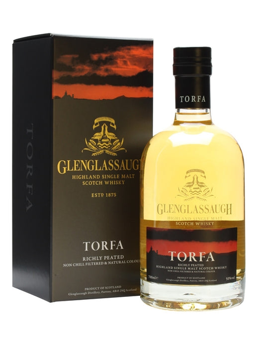 Glenglassaugh Torfa Peated