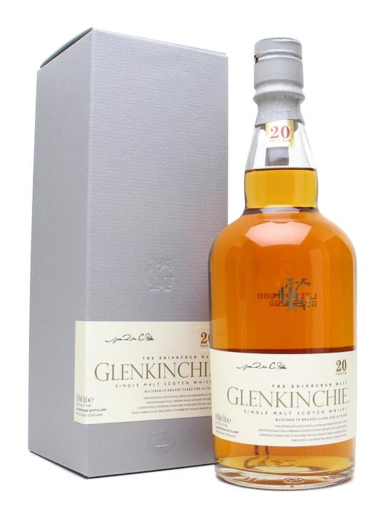 Glenkinchie 20 Year