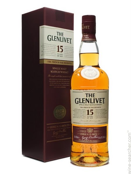 Glenlivet 15 Year French Oak