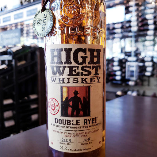 "High West ""Barrel Select"" Double Rye - Brandy SBP"