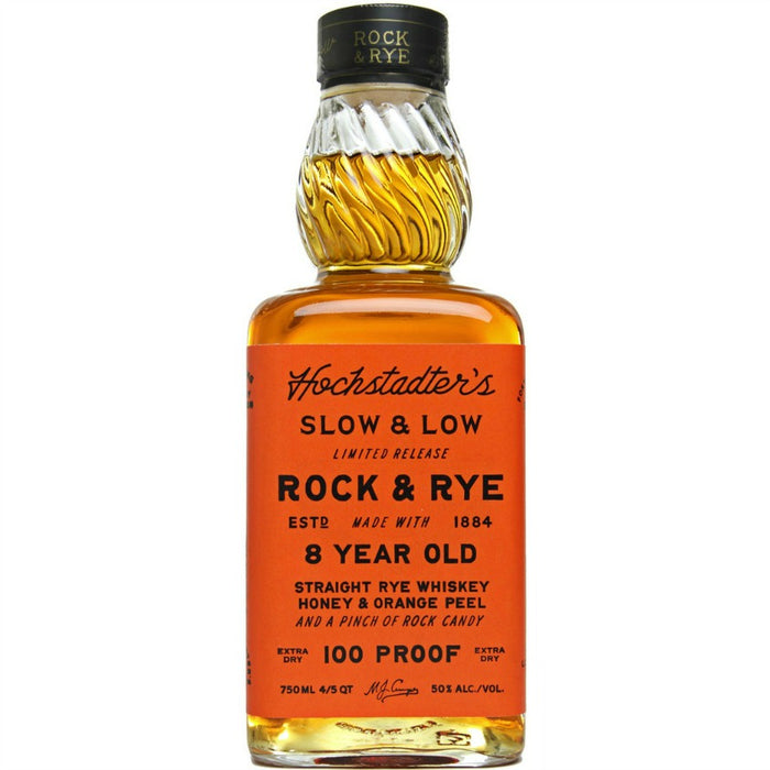 Hochstader's 8 Year Slow & Low Rock & Rye