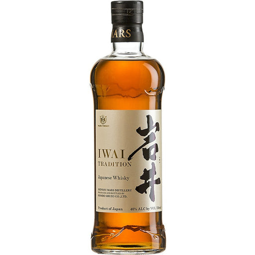 Iwai Tradition Japanese Whiskey