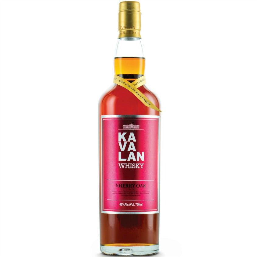 Kavalan Sherry Oak Taiwanese Whiskey