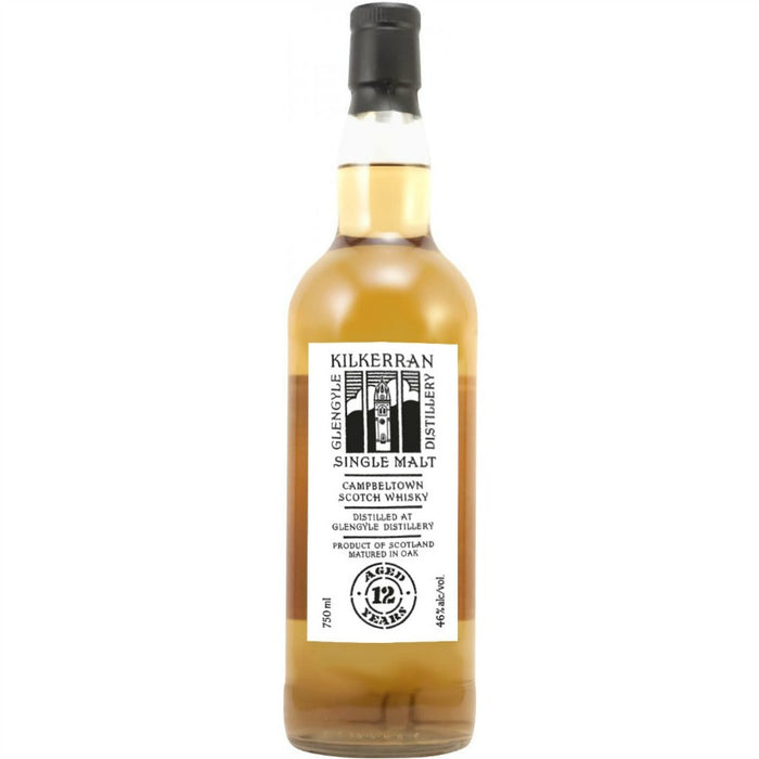 Kilkerran 12 Year Old Scotch