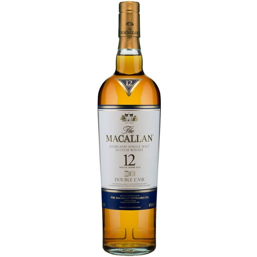 Macallan 12 Double Cask