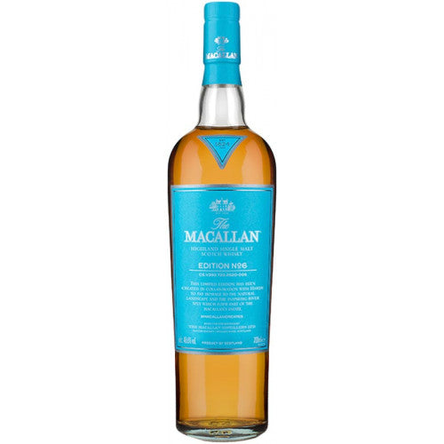 Macallan Edition No. 6 Single Malt Scotch Whisky