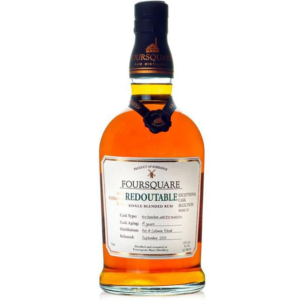 Foursquare Redoutable Mark XV 14 Year Rum