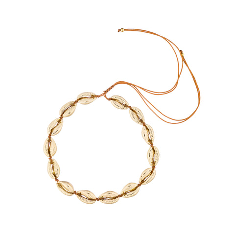 Cowry Shell Choker -OUT OF STOCK
