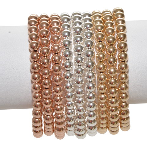 Stackable Ball Bracelet