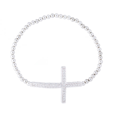 Cross/heart Bracelet