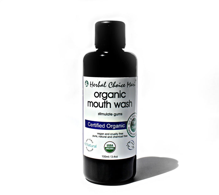 Organic Mouthwash - Cornucopia Cancer Care Packages