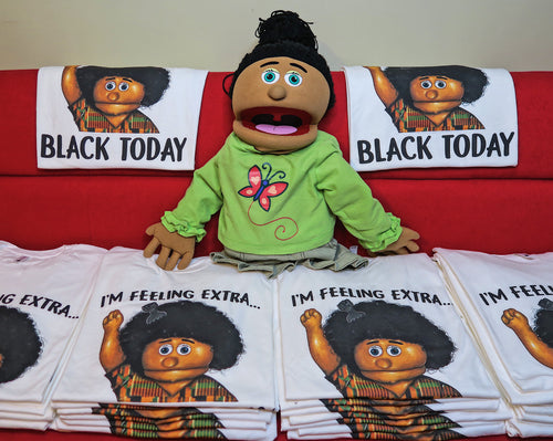 [Unisex] Keshia Jones: I'm Feeling Extra Black Today