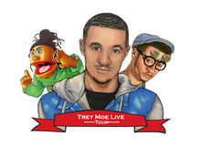 Trey Moe Live Tour Shirts