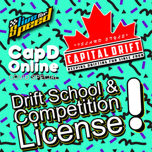 Capital Drift Online - LFS Discount License