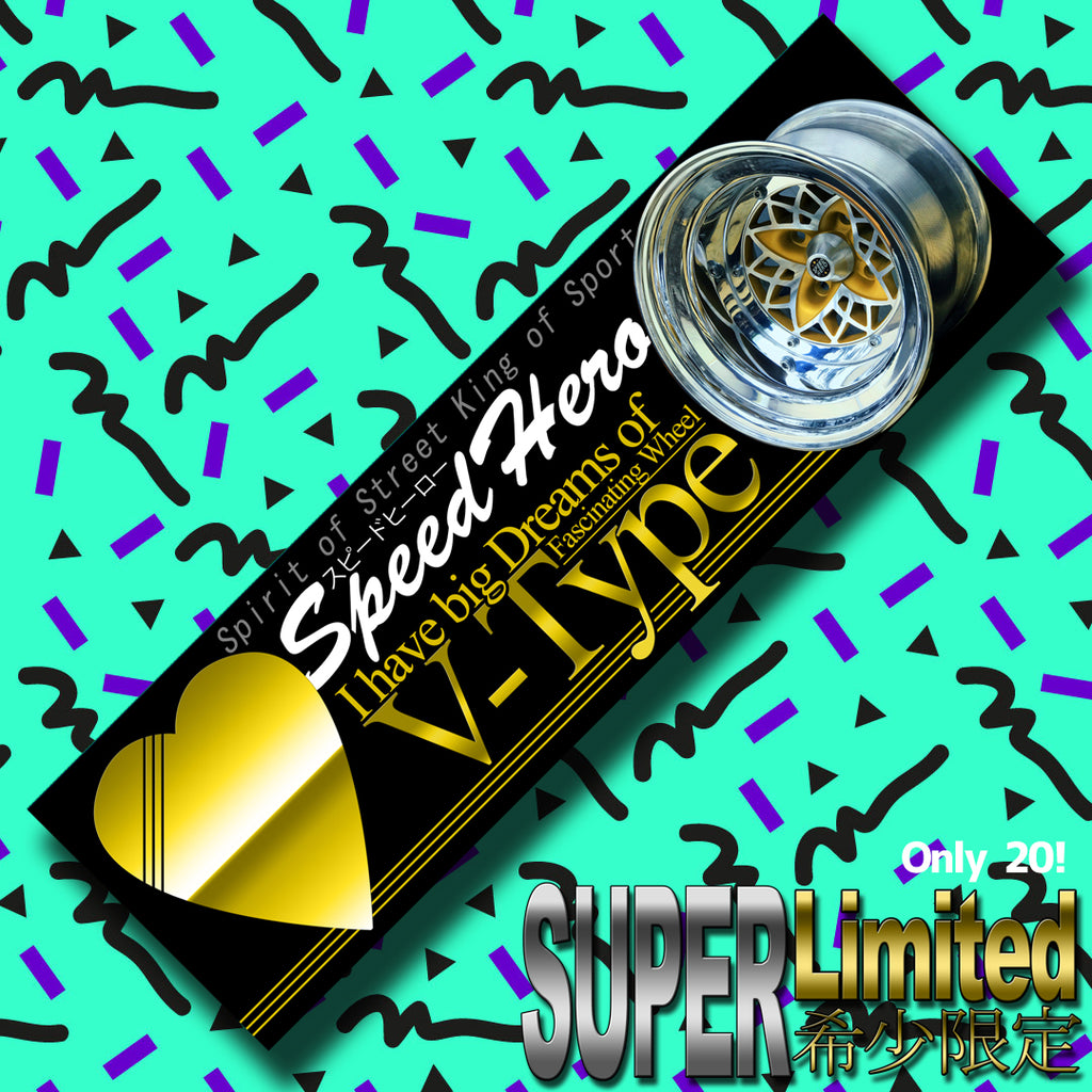 SpeedHero - I love V-Type