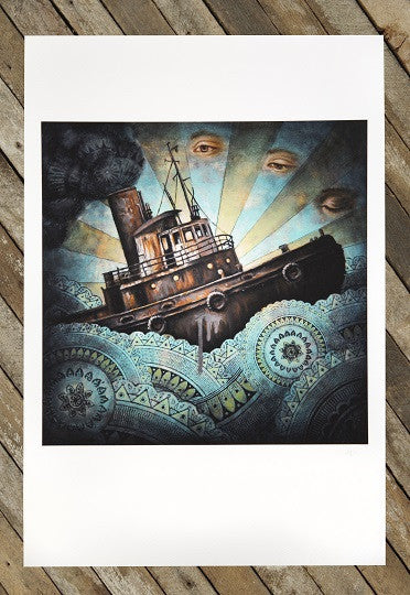Beau Stanton Affordable Art Print