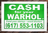 Cash for Your Warhol (Geoff Hargadon)