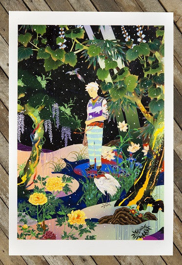 Tomokazu Matsuyama affortable art print full view